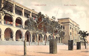 South Barracks Gibraltar Unused