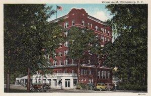 ORANGEBURG , South Carolina , 1930-40s ; Eutaw Hotel