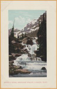 Laggan, Alberta - Giants Steps, Paradise Valley