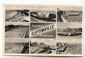 Real Photo, Eightview, Cliftonville Miniatures,  Ireland, Paragon Series