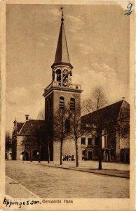 CPA APPINGEDAM Gemeentehuis NETHERLANDS (705913)