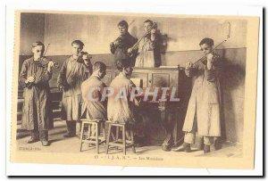 Institution for Blind Youth Nancy IJAN 8 street Santifontaine Old Postcard mu...