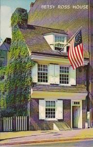 Pennsylvania Philadelphia The Betsy Ross House