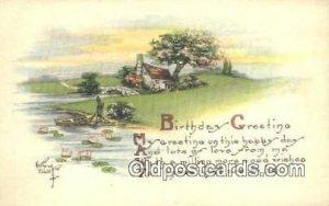Gartner & Bender Publish Artist Elliot, Kathryn Post Cards Old Vintage Antiqu...