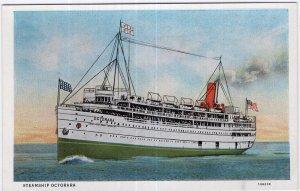 Steamship Octorara
