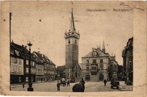 CPA Oberehnheim - Markplatz (276074)