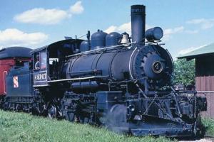 Ol' 4 Spot - Photo Taken in 1980 (railroadcards.com)