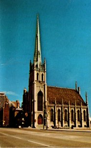 Michigan Detroit Fort Street Presbyterian Church
