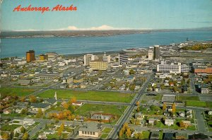 Alaska Anchorage Skyline