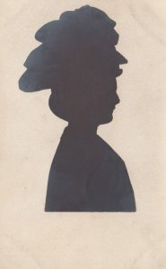 Silhouette ; Woman , 00-10s