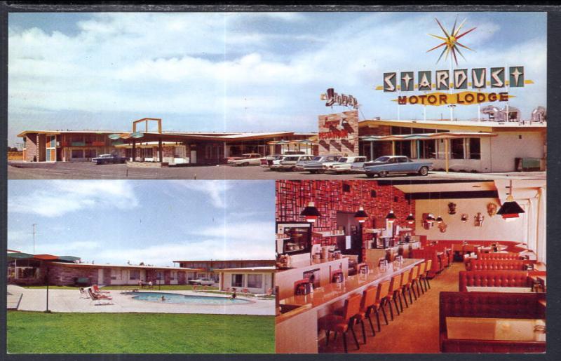 The Stardust Motel,Idaho Falls,ID