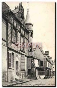 Noyon - L & # 39ancien bishopric - Old Postcard