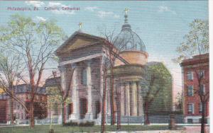 Catholic Church, PHILADELPHIA, Pennsylvania, 1900-1910s