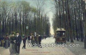 Heereweg bij het Sterrebosch Groningen Germany 1906
