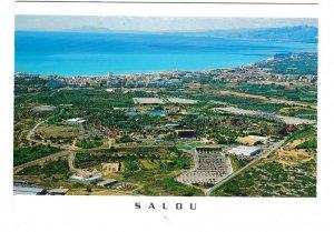 Postcard Spain Costa Daurada Salou