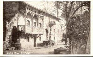 England Warwick Guys Hill
