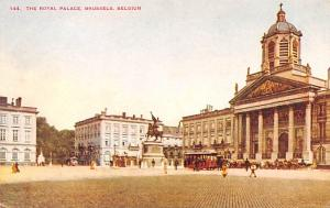 Brussels Belgium, Belgique, Belgie, Belgien The Royal Palace Brussels The Roy...