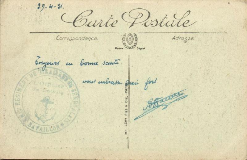 lebanon, BAALBECK BAALBEK, General View (1921)
