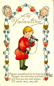 Greeting - Valentine's Day