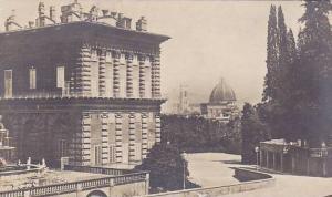Palazze Pitti, Veduto, Col Duomo,Firenze, Italy, 00-10s