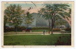 Chicago, Conservatory, Garfield Park
