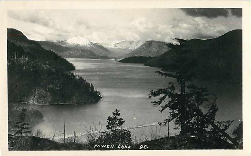 RPPC of Powell Lake North of Vancouver British Columbia, BC