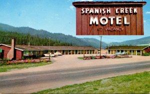 California Quincy Spanish Creek Motel