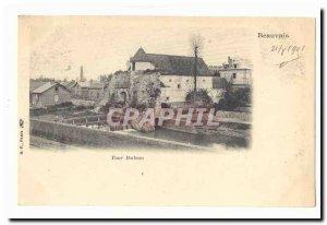 Beauvais Postcard Converted Boileau