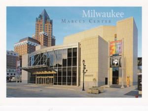Wisconsin Milwaukee Marcus Center