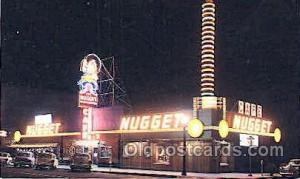 Café Nugget Gambling Postcard Postcards  Café Nugget