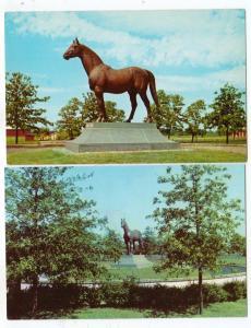 2 - Man O War Statue, Faraway Farm, Lexington KY