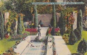 Underwood Gardens A Beauty Spot In Augusta Georgia