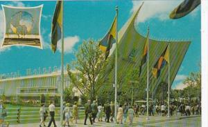 New York World's Fair 1964-1965 General Motors Futurama Building