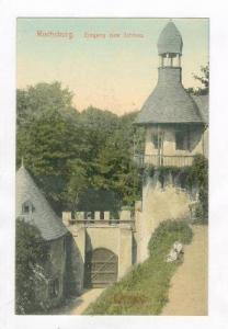 Rochsburg, Saxony, Germany, 00-10s , Eingang zum Schloss