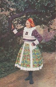 Obrazky Ze Slovacka Native Girl In Traditional Costume
