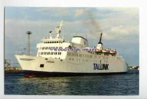 SIM0044 - Tallink Ferry - Corbiere , built 1970 ex Apollo - postcard