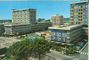 Italy, Lignano City, 1973 used Postcard