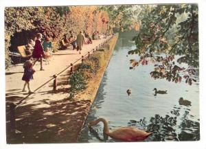GDANSK-OLIWA, Poland, 50-60s   Park im Adama Mickiewicza