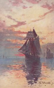 Sailing Vessel  , 1900-10s