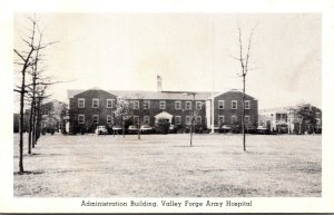 Pennsylvania Valley Forge Administration Building Valley Forge Army Hospital