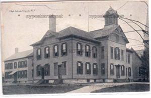 High School, Deposit NY