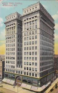 Wells Building Milwaukee Wisconsin 1911