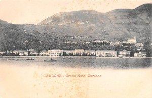 Grand Hotel Gardone Gardone Italy Unused