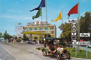 Spain Figueras Rallye Hotel