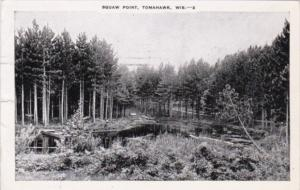 Wisconsin Tomahawk Squaw Point 1951