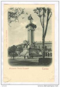 Monumento Vittorio Emanuele, TORINO (Piedmont), Italy, 1900-1910s