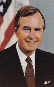 President George Bush, 1970-80s