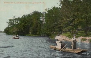 ALBANY, New York, 1900-10s; Electric Park, Kinderhook