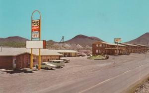 TONOPAH, Nevada, 1940-60s; Sundowner Motel, Highway 6 & 95