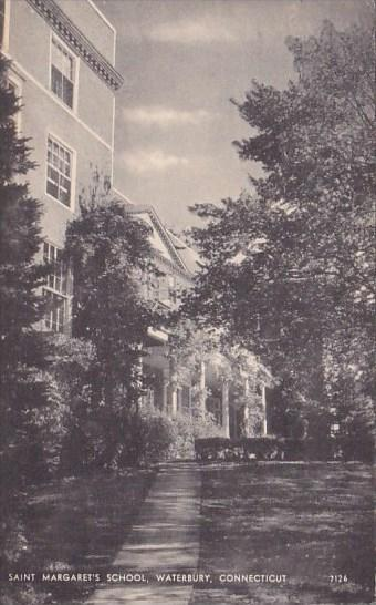 Saint Margaret's School Waterbury Connecticut 1955